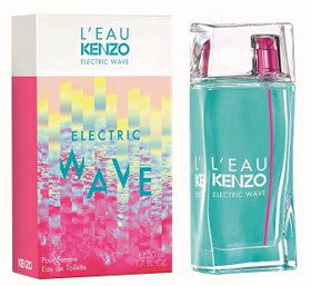 l'eau kenzo electric wave 100ml