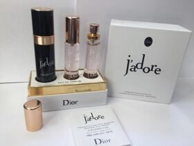 Набор 3х20 Christian Dior Jadore black