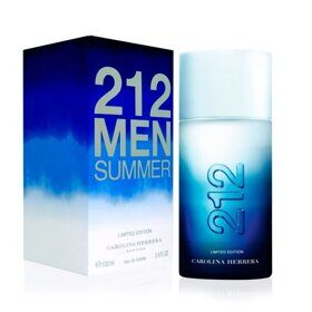 Carolina Herrera MEN SUMMER 212 100ML
